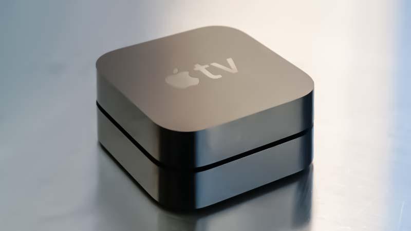 منتج Apple TV منصة التلفزيون