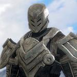 الشخصية الرئيسية في لعبة Infinity Blade 3