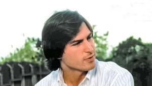 ستيف جوبز الشاب في 1985