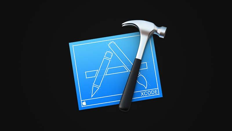 شعار برنامج Xcode لتطوير تطبيقات iOS وMac