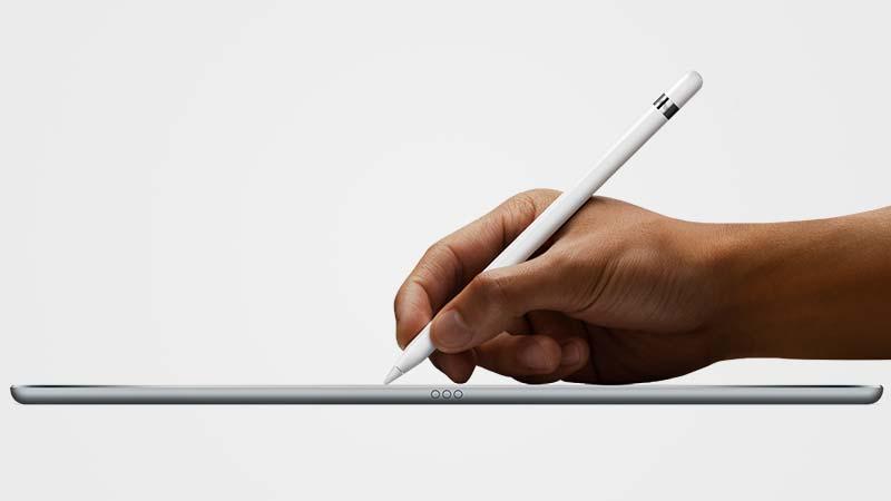 الايباد برو مع قلم ابل