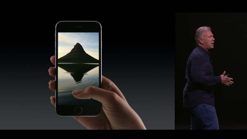 صورة مؤتمر الايفون 6s رقم 51