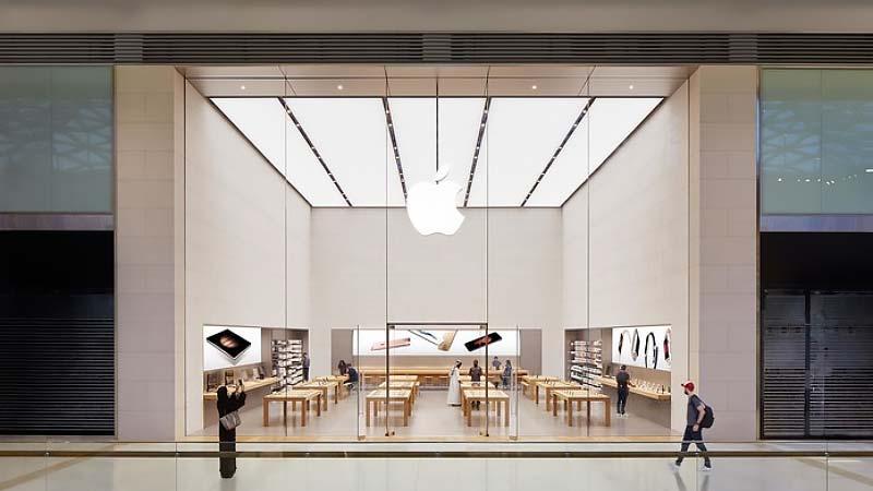 متجر Apple في ياس مول