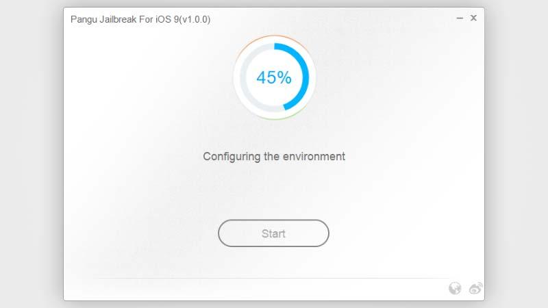 خطوات كيفية جيلبريك PanGu iOS 9 خطوة 6