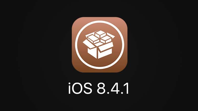 جيلبريك iOS 8.4.1
