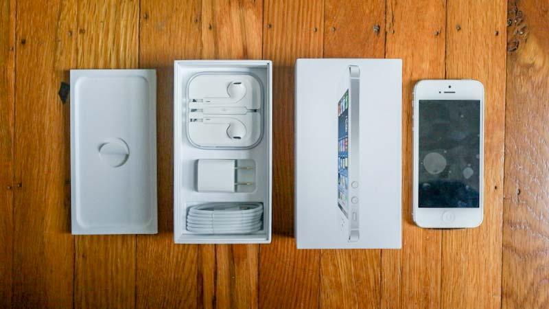 صندوق الايفون 5