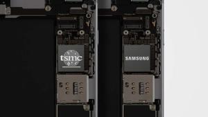 معالج A9 في الايفون 6s من TSMC وSamsung