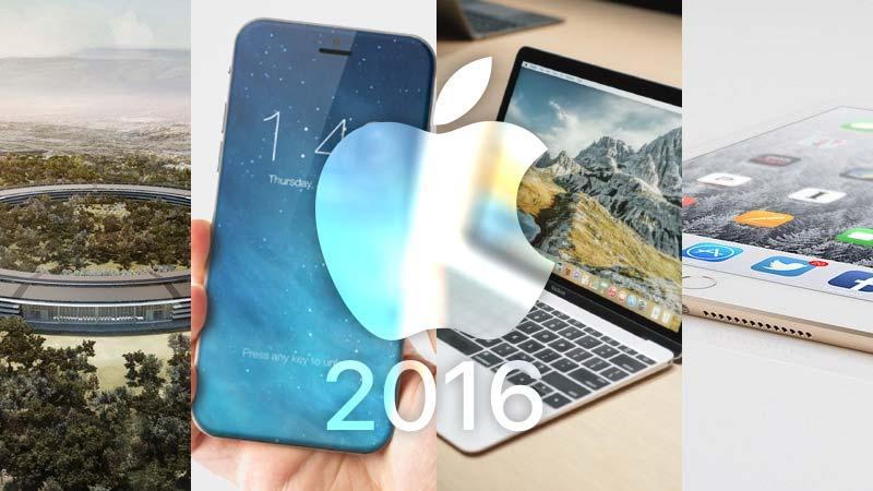 Apple في 2016