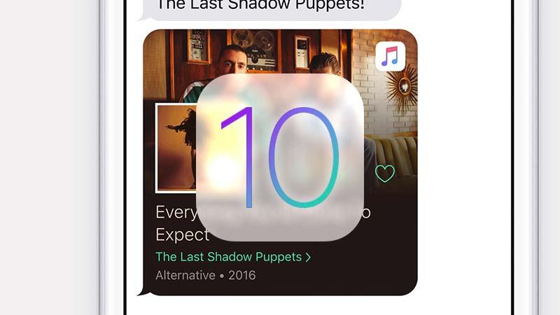 تصميم تخيلي لـ iOS 10