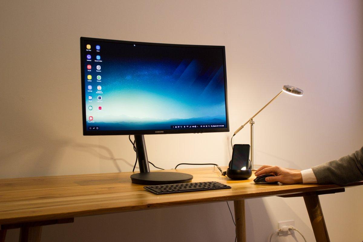 كمبيوتر جالاكسي إس 8