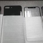 تسريب زجاج ايفون 8 وايفون 7s