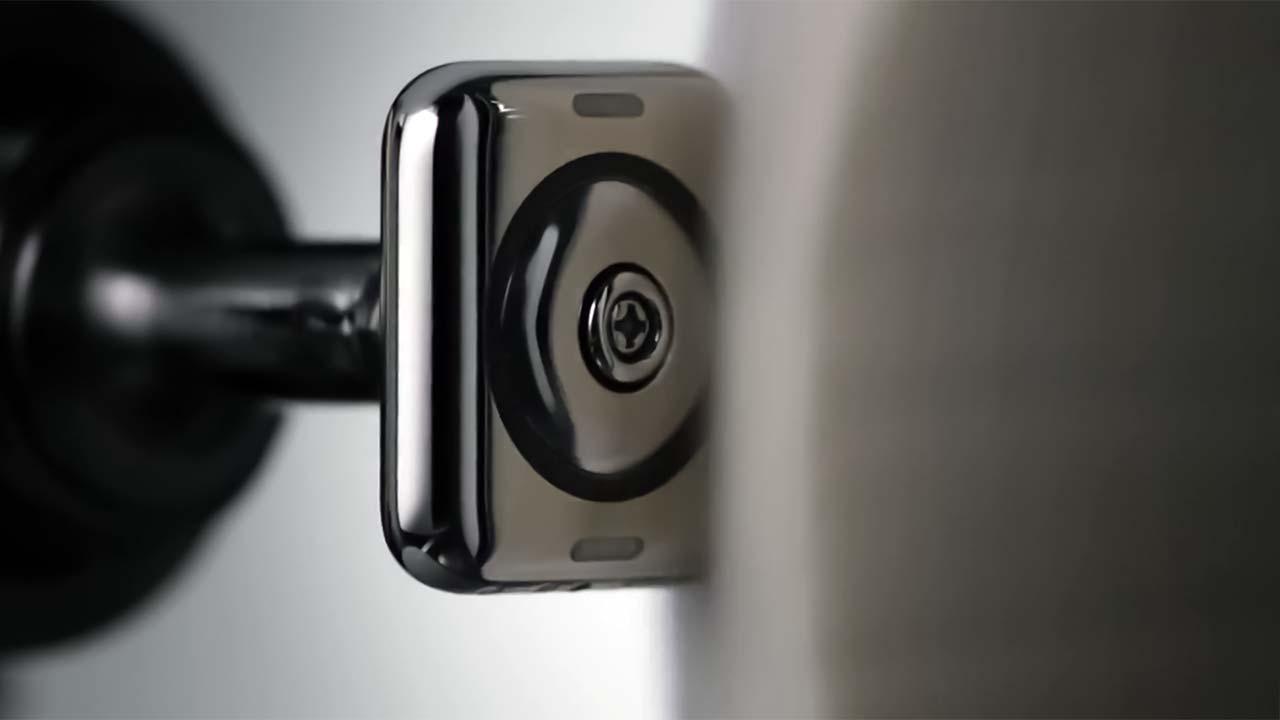 صقل معدن Apple Watch