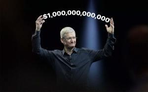 تيم كوك 1 ترليون