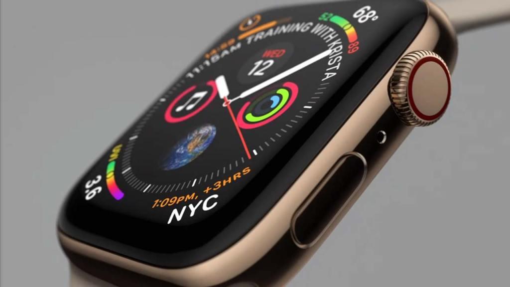 ساعة Apple Watch 4