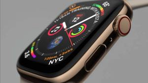 ساعة Apple Watch 4