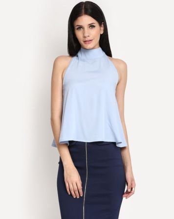 Stalkbuylove top blue
