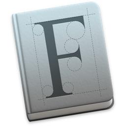 apple-fontbook-logo-icon
