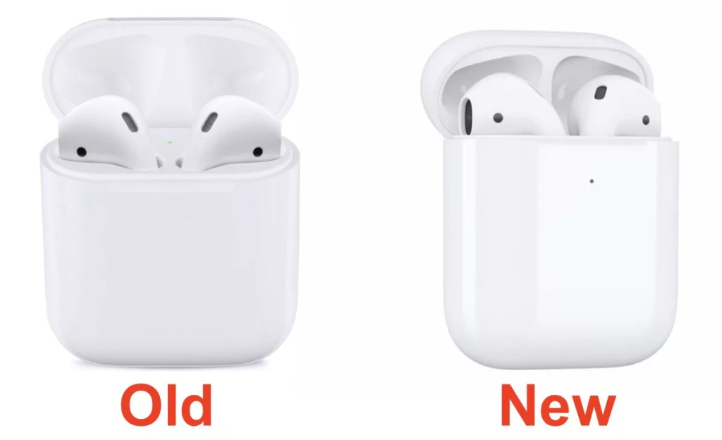 How To Distinguish Between Airpods And Airpods 2 By Model Number