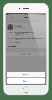 TweakBox app - What is? Safe? How to Delete? Alternatives