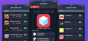 tweakbox delete