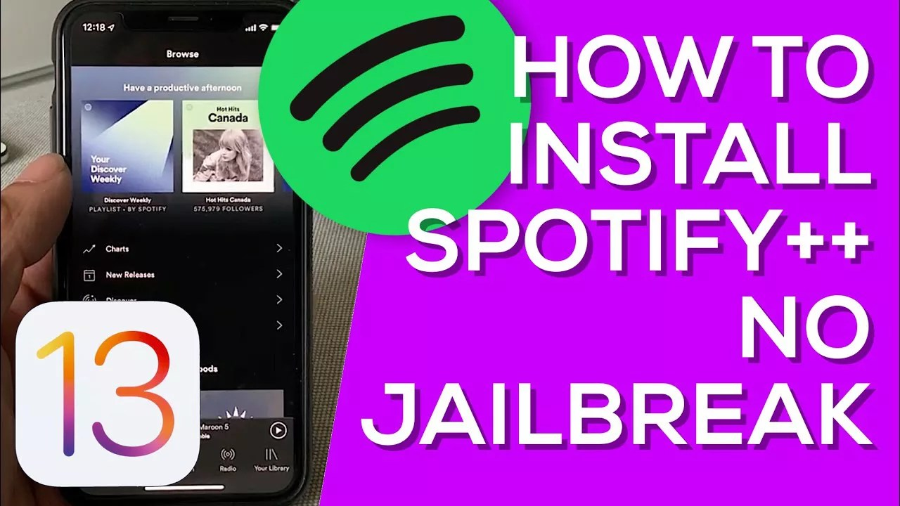 Spotify free on iphone