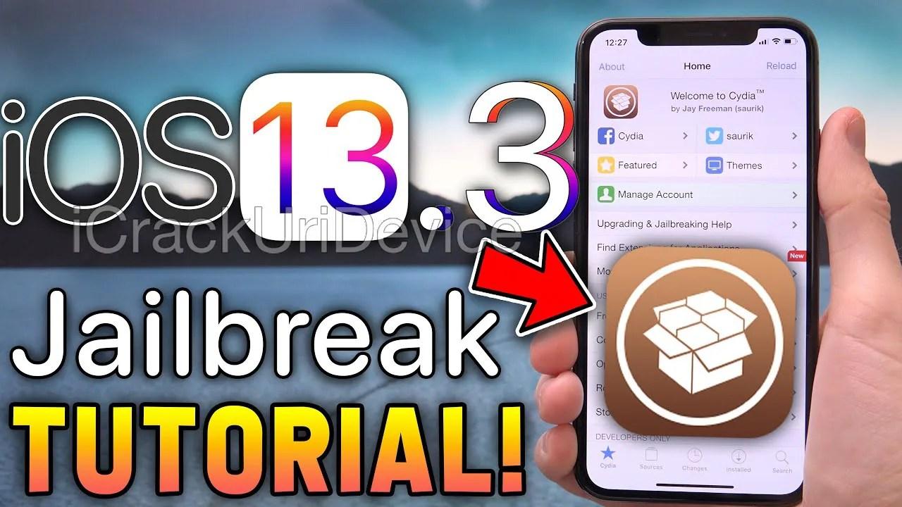 How To Jailbreak iOS 13.3 - 13.2 on Any iPhone X, 8, 8 Plus, 7, 6s, 7 Plus