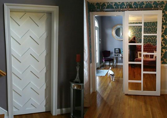 Barn Door Designs Interior