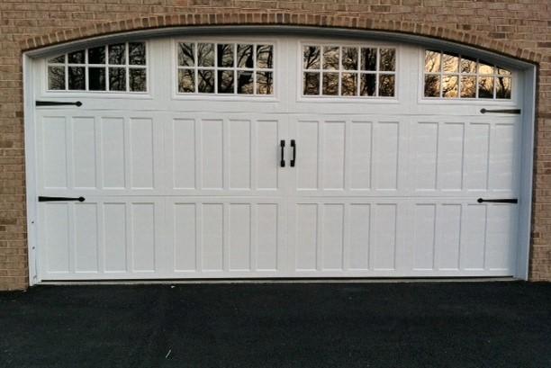 Virginia Residential Garage Doors Interior And Exterior
