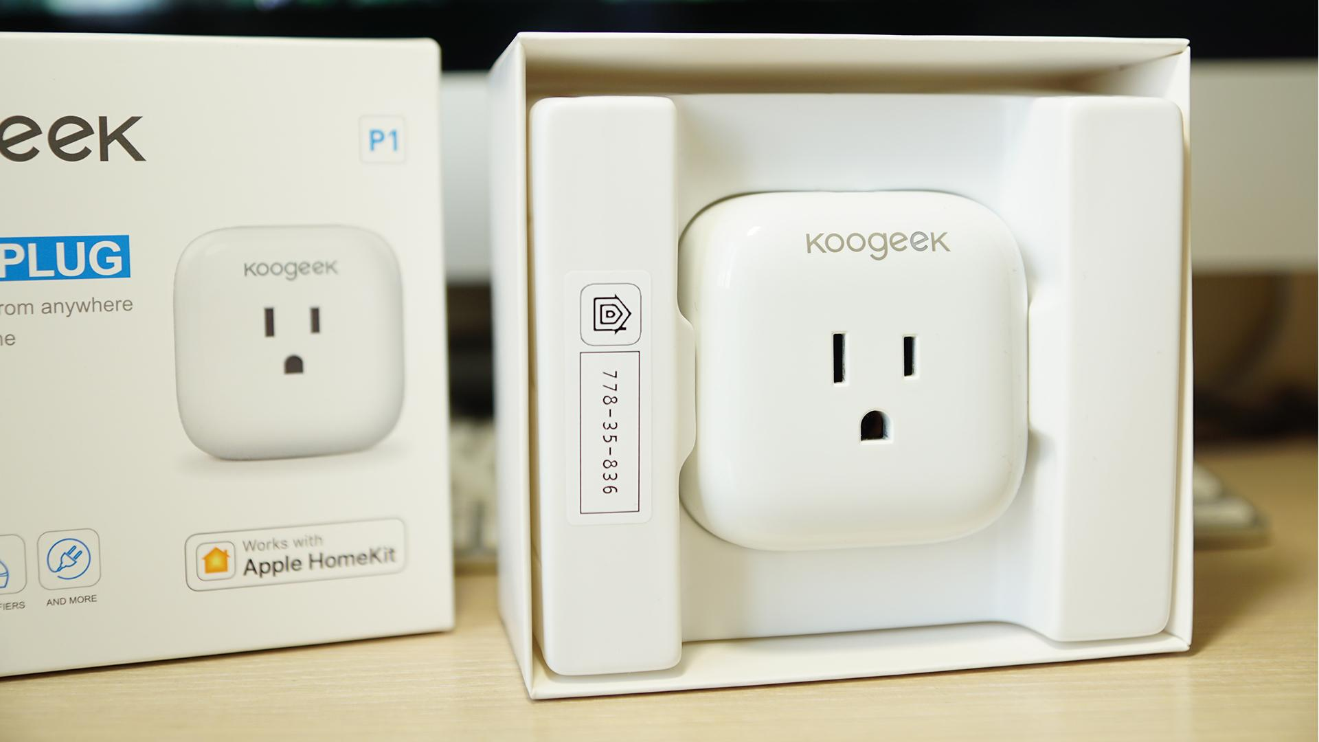 Koogeek 智能插座