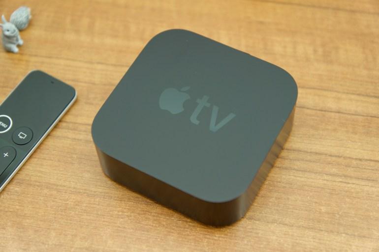 Apple TV 4K 開箱