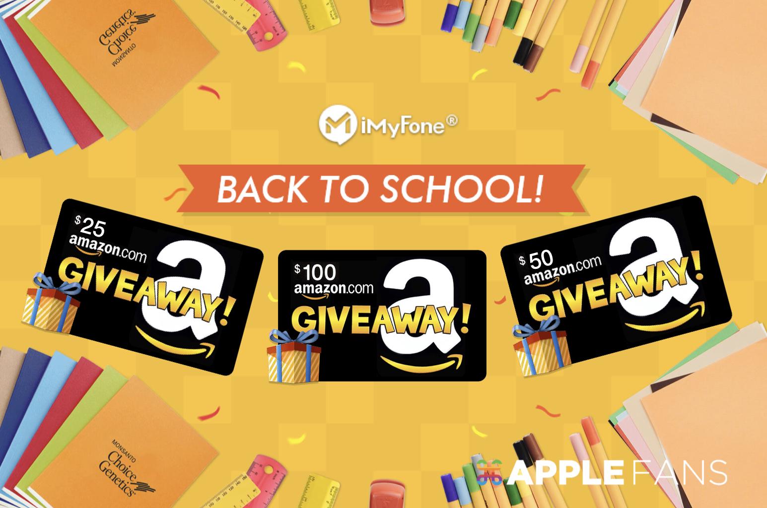iMyFone Back To School