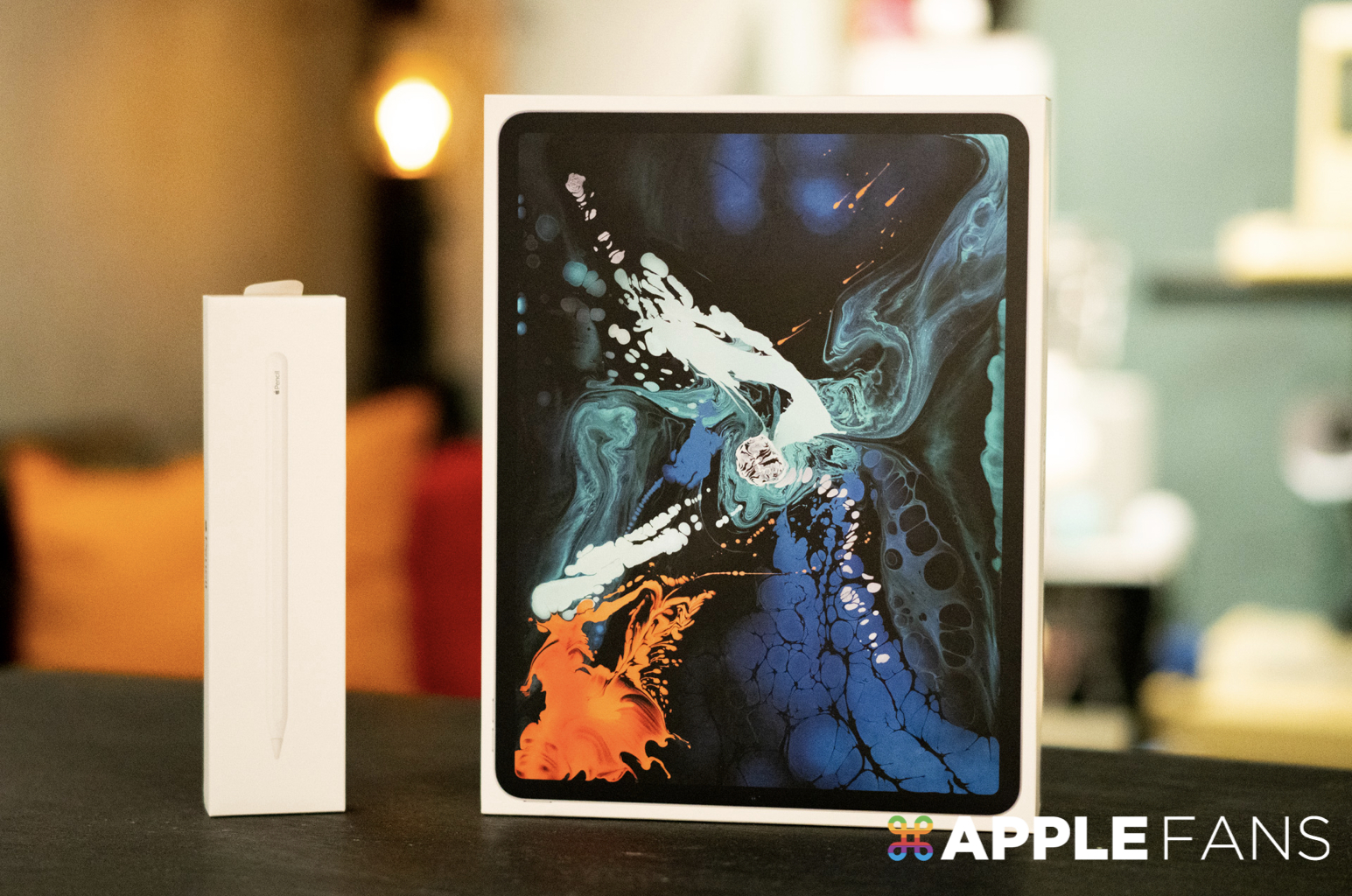 2018 iPad Pro 開箱