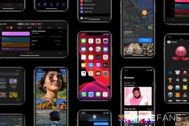 iOS 13 beta