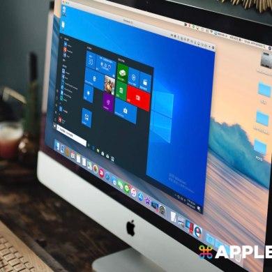 Mac 跑 Windows