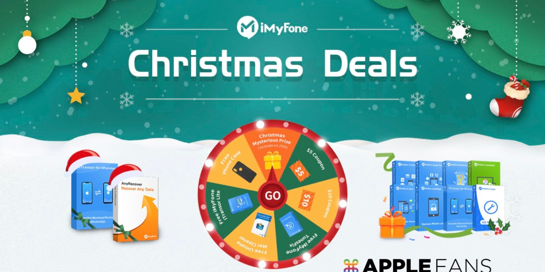 iMyFone 聖誕節