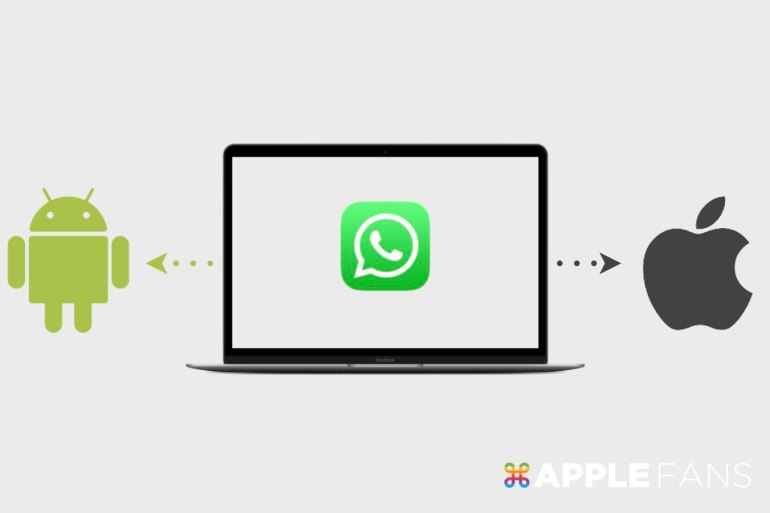 WhatsApp 跨系統
