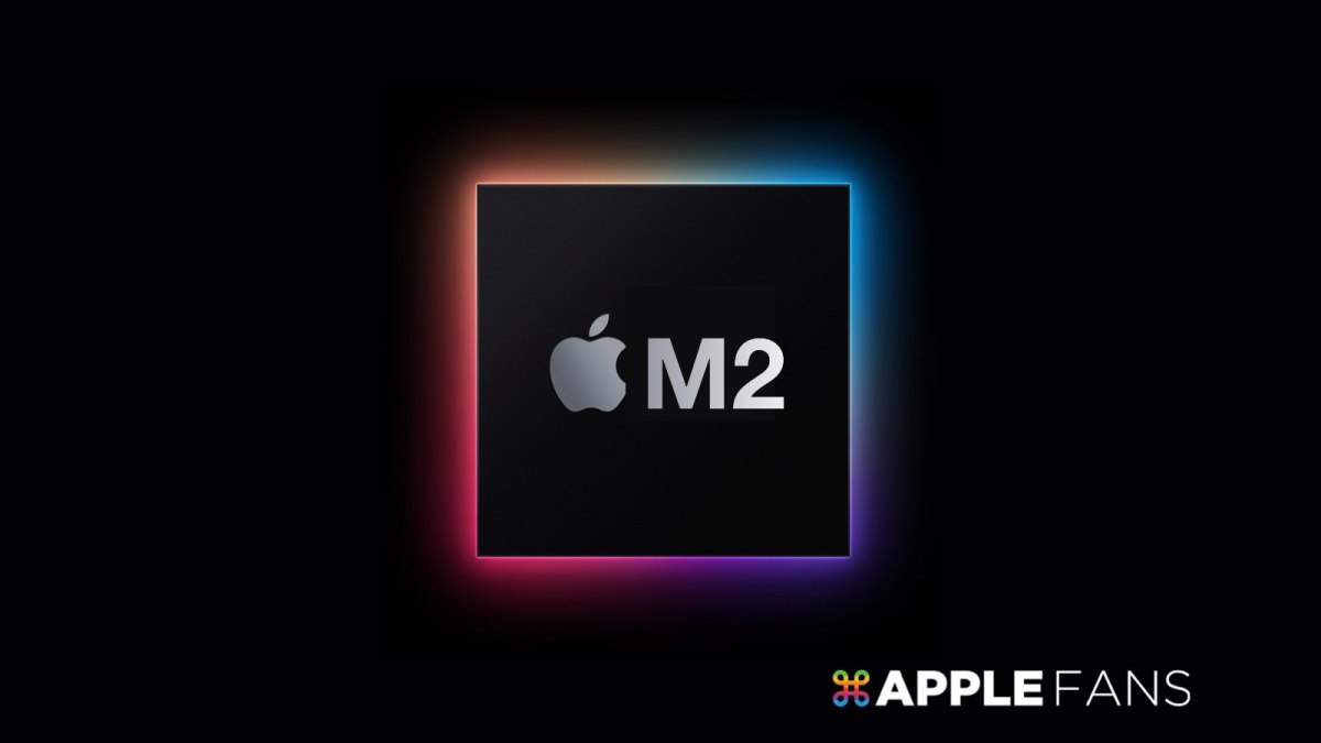 Apple M2 晶片