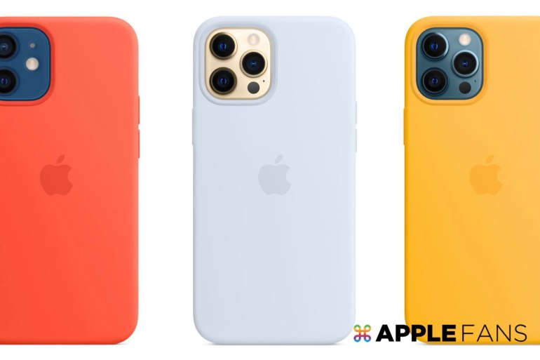 iPhone 12 新顏色保護殼