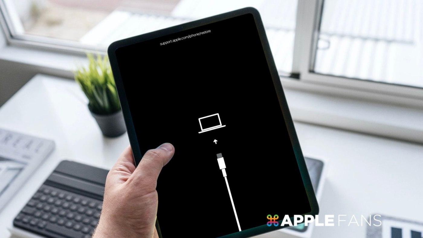 iPad 無法開機