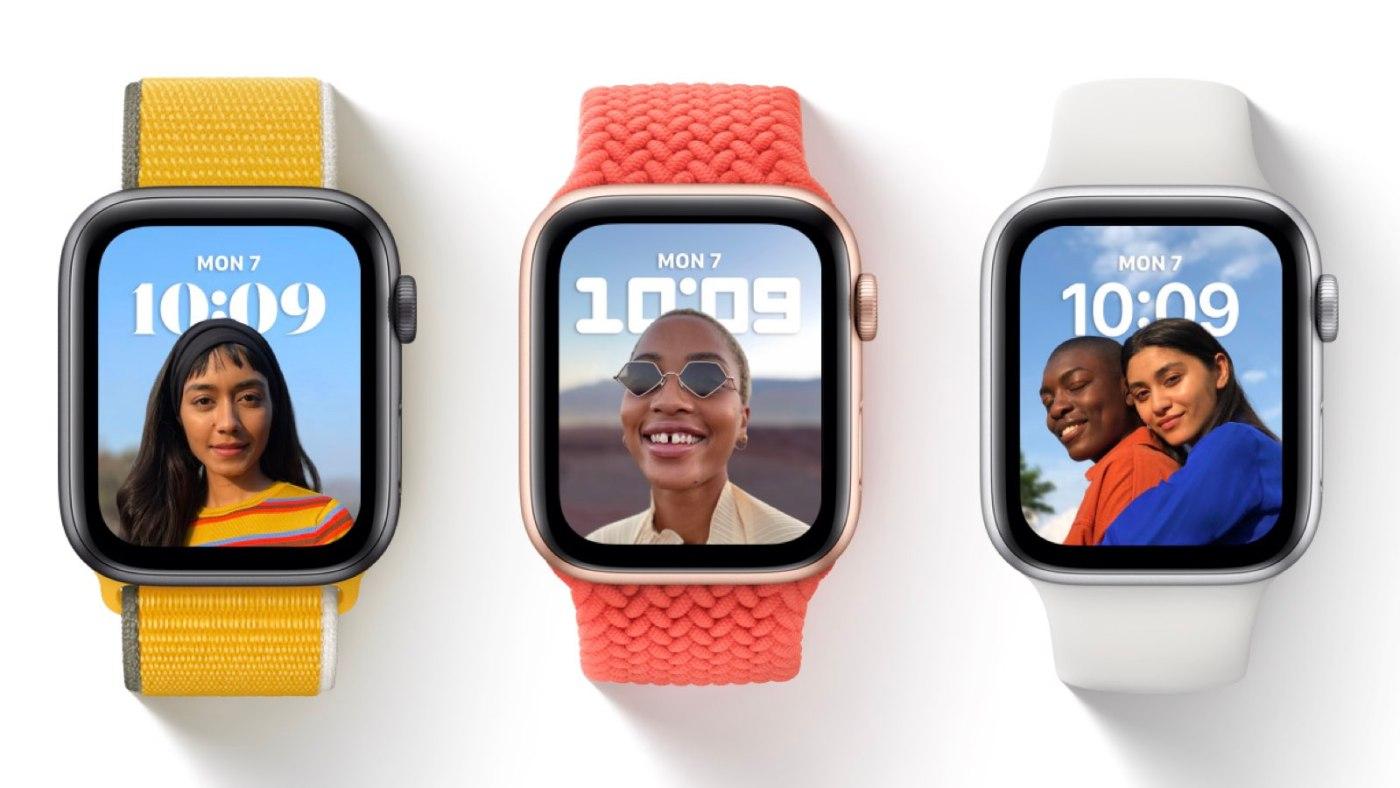 watchOS 8 beta