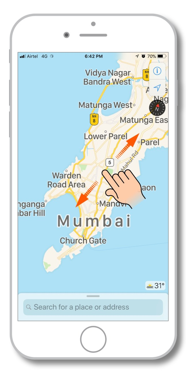 iOS 11 Features | One Handed Zoom in Apple Maps | Feature #5 ... Zoom In Maps on close up map, zoomed in houston tx map, interactive world globe map, interactive us road map, social media map, silverlight virtual earth map, pull down map, create a route map, full screen usa map, ebola outbreak 2014 map, search map, pull up map, zermatt switzerland map, zanzibar world map, view map, isis in map, large flat world map, nasa digital world map, abu dhabi on world map, ancient world map,