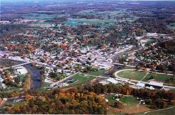 Corydon, 1990, from west looking east