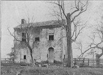 First Governor's mansion, Jennings, 321 E Walnut