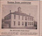 Corydon Grade School, built in 1886
