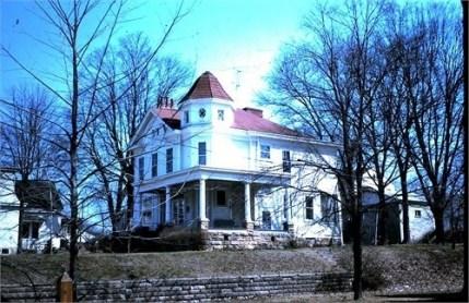 Home of Geo. W. Applegate I, Corydon