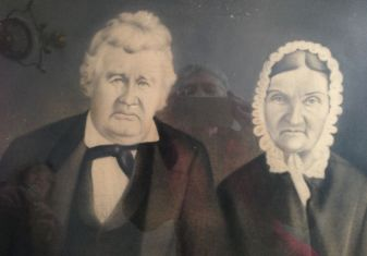 William Gordon (1779-1860) and Elizabeth Kelly (1786-1862), grandparents of Henry Pond Gordon (1857-1934)