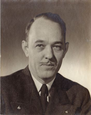 Uncle Pud (G. W. Applegate III, 1900-1973), brother of Ted Applegate
