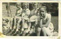 Sue, Grace, Rica, Ann