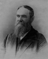 William Solomon Daniel (1832-1906), father of Dr. William Daniel and grandfather of Grace Daniel Applegate (Bobbie)