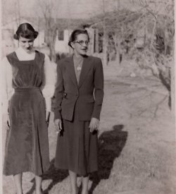 Ann and Mother (Maggie Applegate)